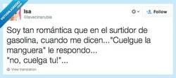 Enlace a Ser romántico es... por @lavecinarubia