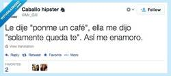 Enlace a Amor de bar por @mr_gili