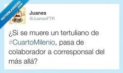 Enlace a Damos paso a Jose Miguel desde ultratumba por @juanesFTR
