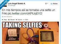 Enlace a Selfie Like a Friki de los 90's por @LuisAngeI