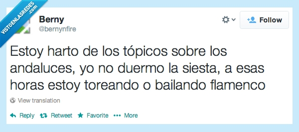 andaluces,flamenco,siesta,topicos,toreo