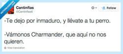Enlace a Vuelve a tu pokéball por @Cantinflas6