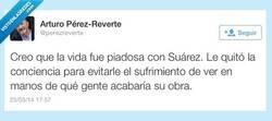Enlace a Gran verdad por @perezreverte