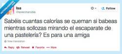Enlace a Espero que muchas, porque es muy duro por @lavecinarubia