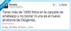 Enlace a Síndrome de Diógenes 2.0 por @condoscojones_
