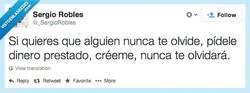 Enlace a Nunca te olvidará, garantizado por @_SergioRobles