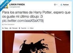 Enlace a ¿Os gusta Harry Potter? Mirad este increíble trabajo de @jorgelawliet