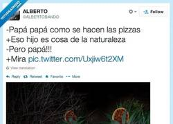 Enlace a Lo que pasa si planta un peperonni por @albertobando