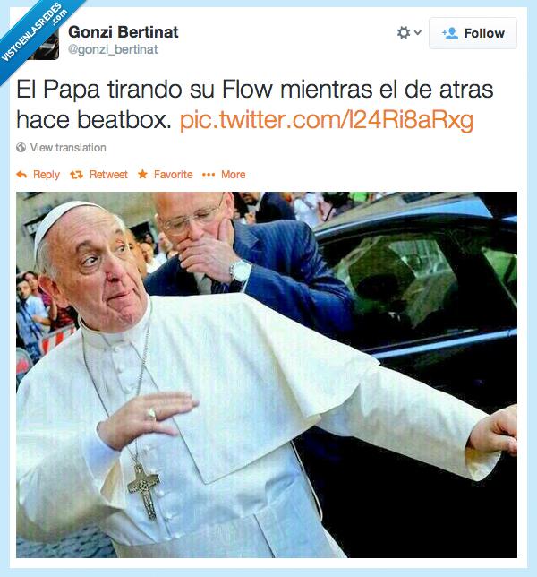 384194 - Yo, Francis Pope, in da houz por @gonzi_bertinat