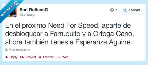 aguirre,carromero,esperanza,farruquito,for,need,speed