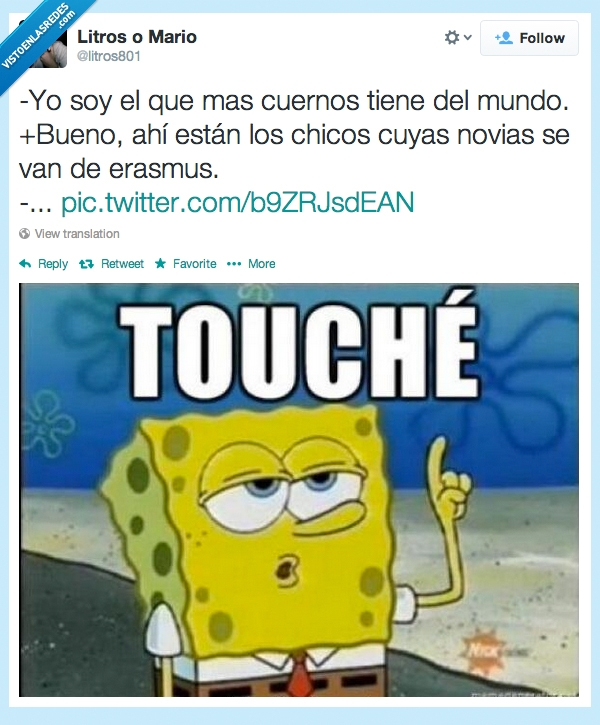 384363 - Cuernos, cuernos everywhere por @litros801