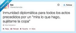 Enlace a Reforma urgente de la ley por @lavecinarubia