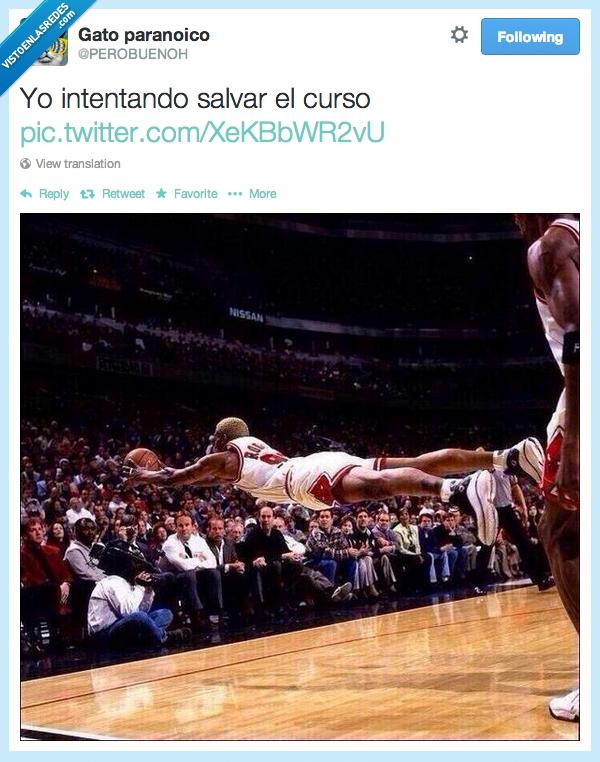 baloncesto,coger,curso,dificil,imposible,nba,pelota,salvar