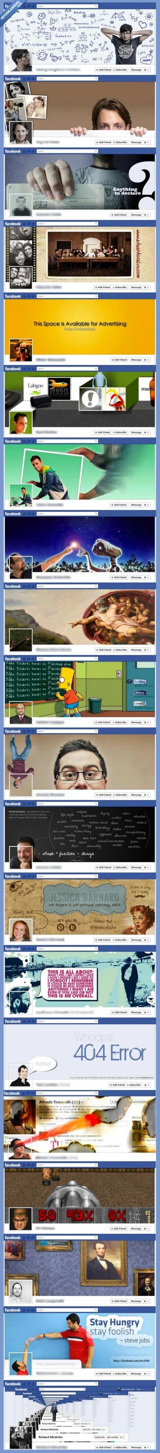 creativo,facebook,imaginativo,original,portadas
