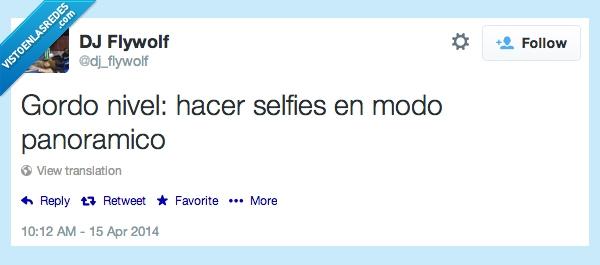 camara,gordo,nivel,panoramica,selfie