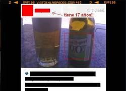 Enlace a No sabe de cerveza ni de ortografía, eso está claro