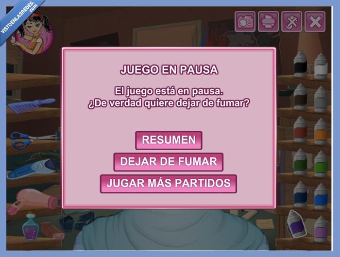 cerrar,dejar,español,facebook,Fail,fumar,internet,Juego