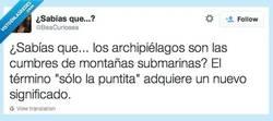 Enlace a Si lo piensas bien, las islas son sólo eso por @beacuriosea
