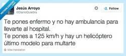 Enlace a Emergencias y multas, igual de justo por @Diarioquiebra