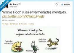 Enlace a Winnie Pooh y su lado oscuro por @adriablo
