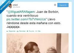 Enlace a El Jose Luís Moreno de la monarquía por @buttercri