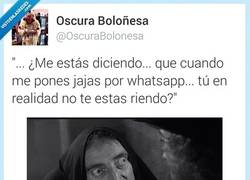 Enlace a ¿Todo este tiempo me has estado mintiendo? por @oscurabolonesa