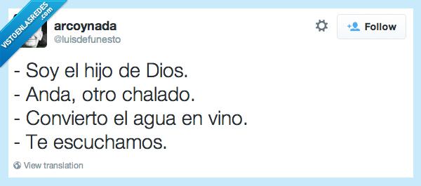 agua,convierto,dios,hijo,jesucristo,loco,vino