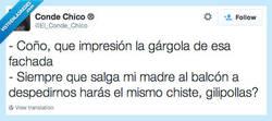 Enlace a Espero no tener pesadillas con ella esta noche por @El_Conde_Chico
