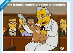 Enlace a El Twitter mató a la madre de Bambi