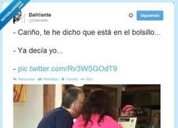 Enlace a En busca del móvil perdido por @Dalirante