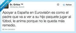 Enlace a Eurovisión por obligación por @Edvardo_Munch