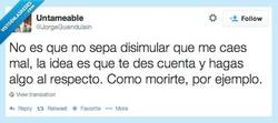Enlace a Honestidad ante todo, es mejor por @JorgeGuendulain
