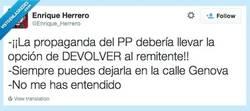 Enlace a Spam electoral por @enrique_herrero