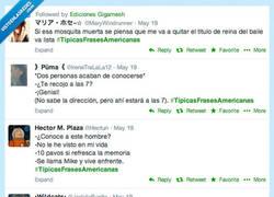 Enlace a #Frasestípicasamericanas para todos los gustos vía Twitter