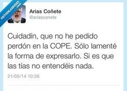 Enlace a El inefable Cañete por @ariasconete