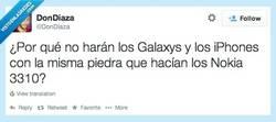 Enlace a Samsung Galaxy y la piedra filosofal por @DonDiaza
