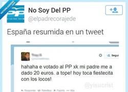 Enlace a Y así es como se consiguen la mayoría en España por @elpadrecoraje