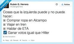 Enlace a ¿Qué será lo que puede y no puede hacer la izquierda? por @rubengherrera