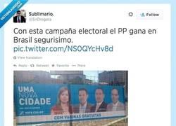 Enlace a Claramente el PP ganará las próximas elecciones en Brasil por @SirDrogata