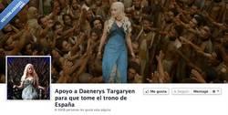 Enlace a Daenerys, Primera de su nombre, Reina indiscutible