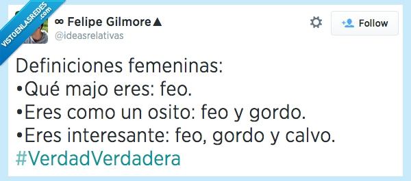 diccionario,femenino,tweet,vid real