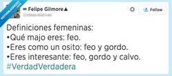 Enlace a Definiciones femeninas por @ideasrelativas