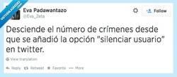 Enlace a ¿Matar o silenciar usuario? por @eva_zeta