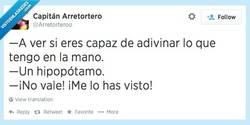Enlace a Es que eres un tramposooooo por @Arretorteroo