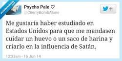 Enlace a Venga, Huevito, repite conmigo VIVA BELCEBÚ por @cherrybombalone