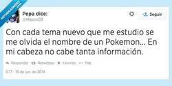 Enlace a No.... Cualquier cosa menos los Pokémon... por @Majoni03