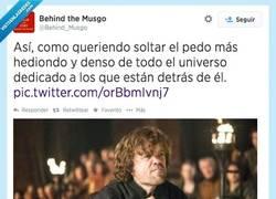 Enlace a Tyrion, el mejor sin duda por @Behind_Musgo