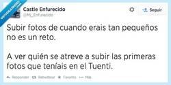 Enlace a Porque Tuenti es oscuro y alberga horrores por @Mj_Enfurecido