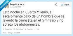 Enlace a Escalofriante... Apocalíptico... por @Angelarroca