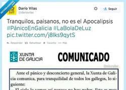 Enlace a Pánico en Galicia por @dariovilas